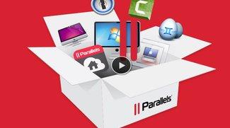Software-Bundle mit Parallels Desktop 10, 1Password, Camtasia und Clean my Mac