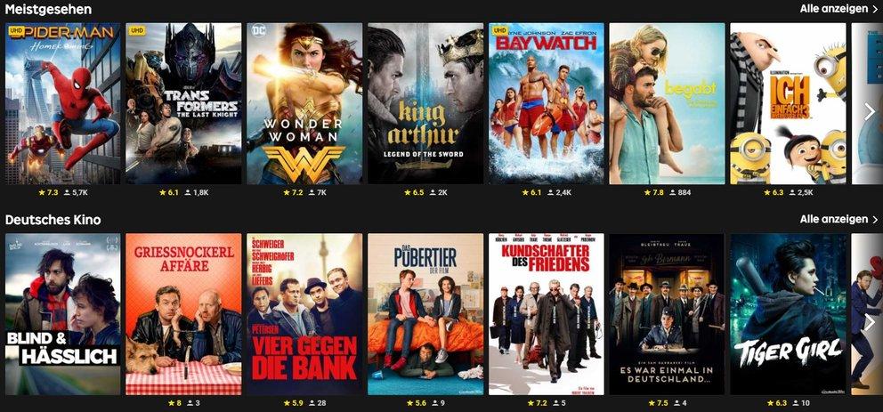Serien Stream Vergleich