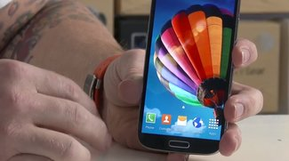 Samsung Galaxy S4: Android 5.0 Lollipop-Update im Video zu sehen
