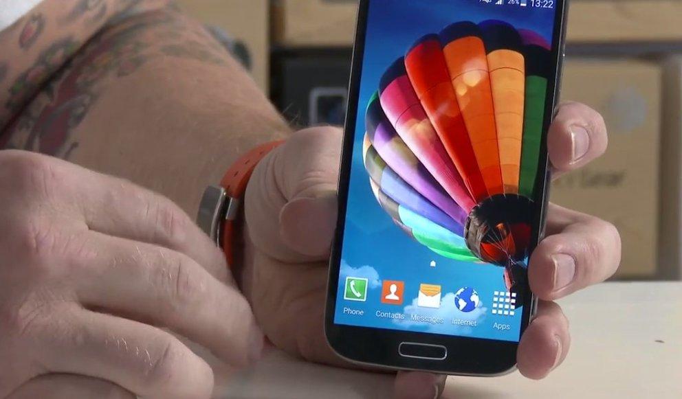 Samsung Galaxy S4: Update auf Android 5.0.1 Lollipop kommt in Deutschland an