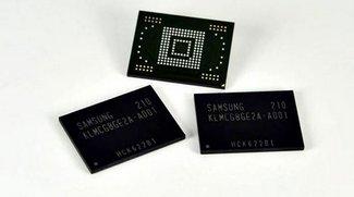 Samsung Galaxy S6: Neue Speichertechnologie ermöglicht SSD-Geschwindigkeiten