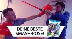 Deine beste Smash-Pose: Gewinne Super Smash Bros für Wii U!