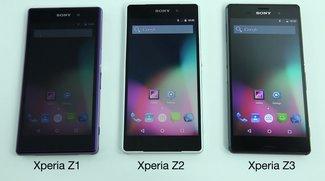 Sony Xperia Z1, Z2 &amp&#x3B; Z3: Video zeigt flüssiges Android 5.0 Lollipop, Beta-Tests angekündigt