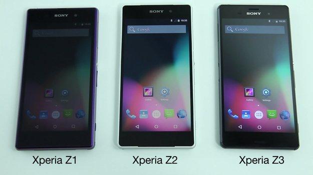 Sony Xperia Z1, Z2 & Z3: Video zeigt flüssiges Android 5.0 Lollipop, Beta-Tests angekündigt