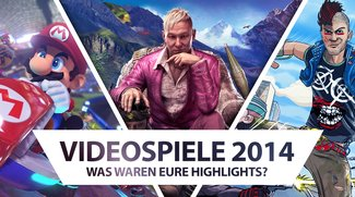 Videospiele 2014: Was waren eure Highlights? (Umfrage)