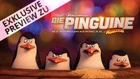 Gewinnt Karten für eine exklusive Preview von Die Pinguine aus Madagascar