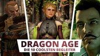 Dragon Age: Die 10 coolsten Begleiter von Origins bis Inquisition