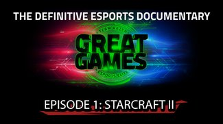 Team Razer Great Games: StarCraft II (E-Sport-Dokumentation - Episode 1)