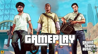 GIGA Gameplay: GTA 5 Next-Gen (PS4) - Voll der Ego-Trip!