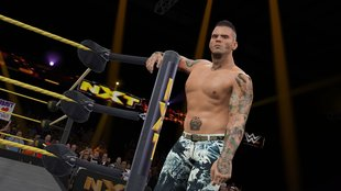 WWE 2K15: Launch-Trailer zeigt Motion-Capture-Gekloppe