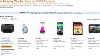 Amazon Cyber Monday Woche: Die besten Technik-Schnäppchen am Freitag