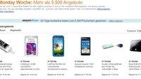 Amazon Cyber Monday-Woche: Schnäppchen-Sturm am Dienstag mit Moto G (2014)