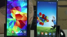 Samsung Galaxy S5 vs. Galaxy S4: Android 5.0 Lollipop mit TouchWiz im Video-Vergleich