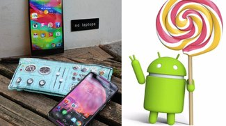 Android-Charts: Die androidnext-Top 5+5 der Woche (KW 45/2014)