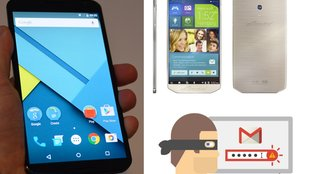 Android-Charts: Die androidnext-Top 5+5 der Woche (KW 48/2014)