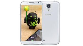 Samsung Galaxy S4 mit Android 5.0 Lollipop: Video zeigt Neuerungen