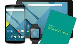 Android Lollipop: Google veröffentlicht Quick Start Guide