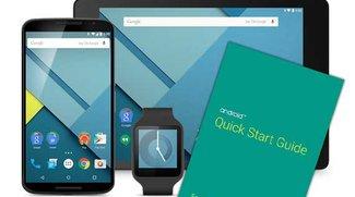 Android Lollipop: Google veröffentlicht Quick Start Guide