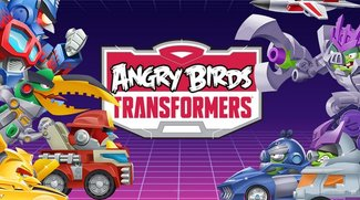 Angry Birds Transformers - App für Android und iOS