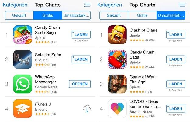 "App Store: Apple vermeidet jetzt Begriff ""Gratis"""