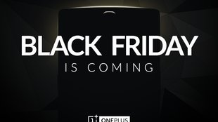 OnePlus One: Countdown für Black Friday angelaufen