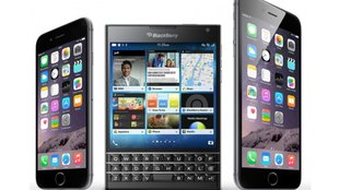 BlackBerry bietet iPhone-Besitzern bis zu 550 Dollar