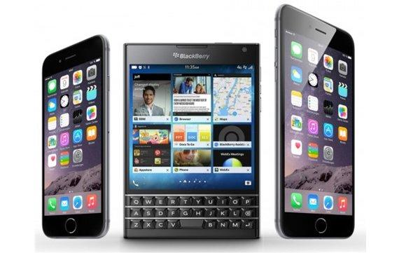 BlackBerry bietet iPhone-Besitzern bis zu 550 Dollar