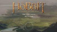 """Chrome-Experiment """"Der Hobbit"""": Eine virtuelle Reise durch Mittelerde"""