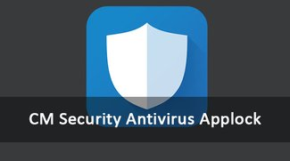 CM Security Antivirus Applock: Apps & Chats sperren für mehr Sicherheit