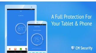 CM Security Antivirus Applock: Apps & Chats sperren für mehr Sicherheit