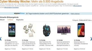 Amazon Cyber Monday Woche: Die besten Smartphone-Schnäppchen vom Samstag
