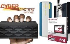 Cyber Monday - Tag 2:<b> SSD mit 1TB, Festplatten und  noch viel mehr zum Bestpreis</b></b>