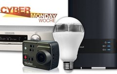 Cyber Monday - Tag 3:<b> NAS, SSDs, iPhone-Display-Reparaturset, ActionCams etc.</b></b>