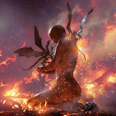 daenerys-feuer