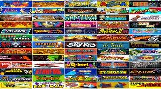 Arcade-Archiv: 900 Retro-Spiele für den Browser - Street Fighter, Out Run, Qbert und mehr