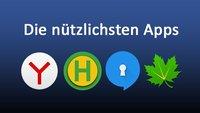 Die 17 nützlichsten Android-Apps, die einfach besser sind
