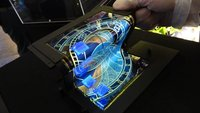 Faltbares iPhone und iPad nicht mehr unmöglich: Touchscreen-Prototyp vorgestellt