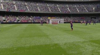 FIFA 15: Freistöße schießen – Tutorial-Video, Tipps und Tricks