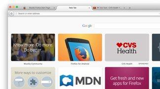 Firefox: Werbung in Tabs abschalten – so gehts!