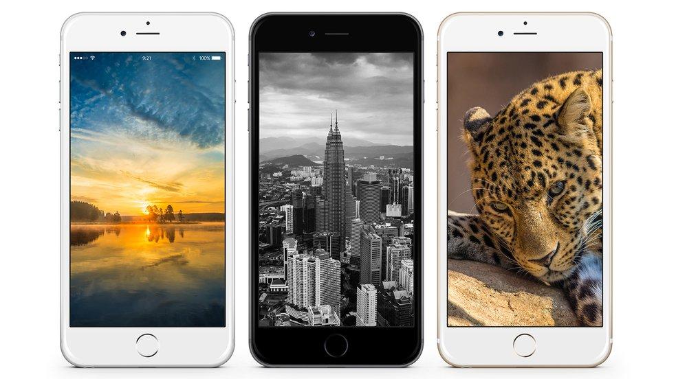 Frische Pixel: 20 Retina-5K-Wallpaper für iPhone 6, iPad und Mac