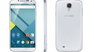 Samsung Galaxy S4 erhält Android 5.0 Lollipop (Gerücht)
