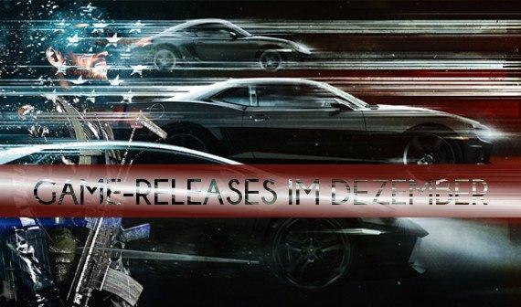 Games: Releasetermine im Dezember 2014 für PC und Konsolenspiele