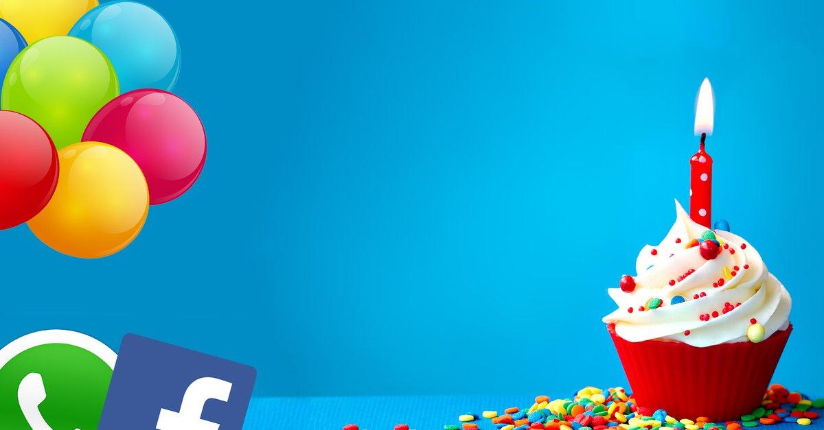 Geburtstagsgrüße und -wünsche für WhatsApp, Facebook & Co. – GIGA