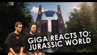 GIGA reacts to... Jurassic World Trailer!
