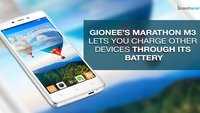 Gionee Marathon M3: 5-Zoll-Smartphone besitzt Mega-Akku von 5.000 mAh