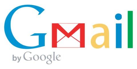 Das alte, gar nicht mal so schöne Gmail-Logo