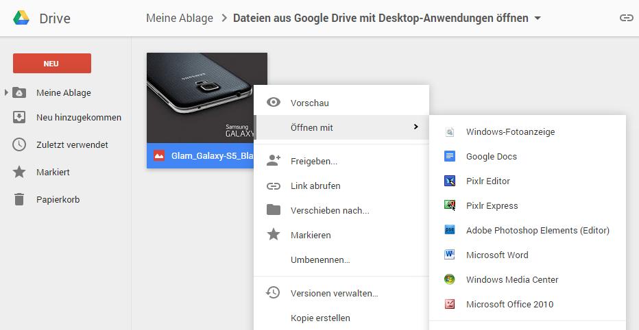 Google Dateien Suchen