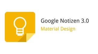 Google Keep/Notizen: Update bringt Material Design, bessere Suche ... und Ruckeln [APK-Download]