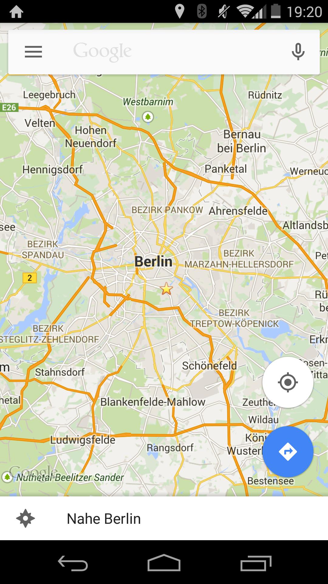 Google Maps für Android: Update auf Version 9.0 mit Material Design on