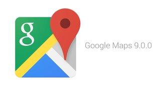 Google Maps für Android: Update auf Version 9.0 mit Material Design für Karten und Navigation [APK-Download]